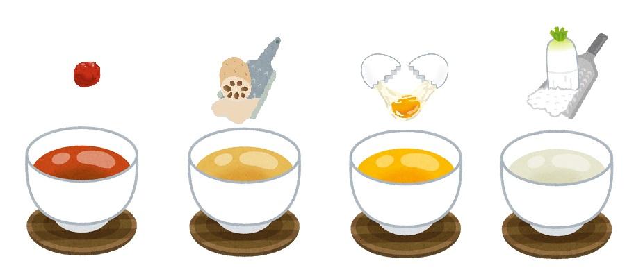 色々なお茶