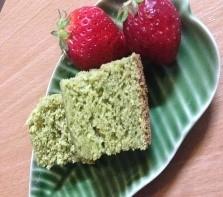 セロリのパンケーキ